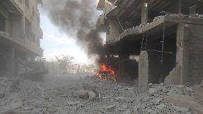 Drohender Flächenbrand in Nahost: Situation in Syrien gerät immer mehr außer Kontrolle