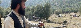 Pakistanisch-afghanisches Grenzgebiet: Taliban-Vize bei Drohnenangriff getötet