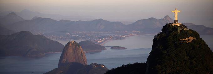 Volkswirtschaftlicher Balanceakt: Brasilien muss zwischen Inflation udn Wachstum vermitteln.