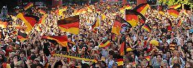 Die letzte Volkszählung gab es 1987 (BRD) beziehungsweise 1981 (DDR).