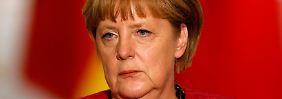Angela Merkel beglückt das Wahlvolk mit Forderungen, die schon länger bekannt sind.