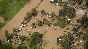 Ganze Orte evakuiert: Sachsen kämpft fast aussichtslos gegen die Fluten