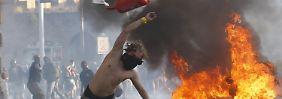 Arbeitslosigkeit bedroht sozialen Frieden: ILO warnt vor Krawallen