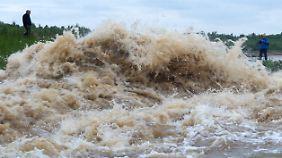 Wasser kam viel zu schnell: Lage extrem kritisch