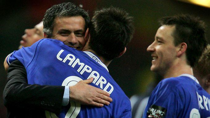"""Mourinho über seine erste Amtsperiode: """"Ich war in London sehr glücklich und glaube, dass die Leute dort mich lieben."""""""