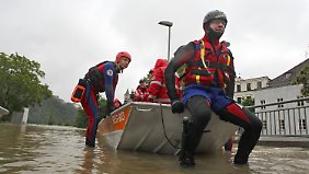 Heftigste Flut seit 500 Jahren: Passauer sind am Ende ihrer Kräfte