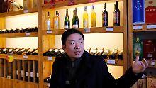 China ist der Wachstumsmarkt für Wein schlechthin. Der Weinimport nach China hat sich nach Branchenangaben zwischen 2009 und 2011 auf 360 Millionen Liter verdoppelt.