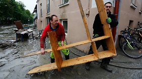 """""""Wir können Insolvenz anmelden"""": Nach der Flut droht der finanzielle Ruin"""