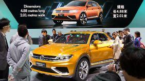 Handelskonflikt weitet sich aus: China nimmt europäische Automobilindustrie ins Visier