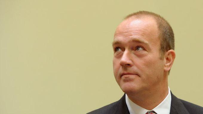 Gerhard Gribkowsky.