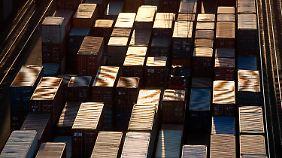 Weltindex im Mai: Firmen trauen dem Aufschwung noch nicht