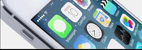Große Update-Show beim WWDC: iOS 7 ist so gut wie ein neues iPhone