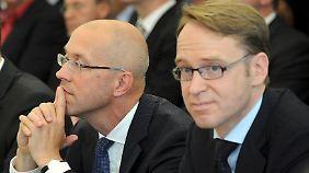 Anleihenkäufe vor Gericht: Hat die EZB ihre Kompetenz überschritten?