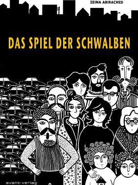 """""""Das Spiel der Schwalben"""" ist bei Avant erschienen, hat 182 Seiten im Softcover und kostet 19,95 Euro."""