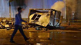 Massenproteste und Gewalt: Beitrittsverhandlungen mit der Türkei stoppen?
