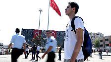 Doch inzwischen schließen sich viele Türken dem zivilen Ungehorsam des Mannes an.