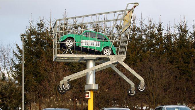 Verbraucher halten sich mit Autokäufen in Europa weiter zurück