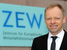 Hat gute Nachrichten für Deutschland: Der ZEW-Index steigt. Die Konjunkturbelebung werde allerdings zaghaft verlaufen, schränkt Clemens Fuest ein.