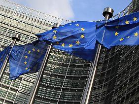 """Auch ein """"Angriffsziel"""": Hochrangige EU-Politiker."""