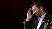 """Was wird aus Mahmud Ahmadinedschad?: Das neue Leben des """"Irren von Teheran"""""""