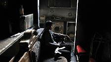 Jeder fünfte Syrer bekommt wegen der Kämpfe zwischen Regierung und Rebellen nicht genug zu essen.