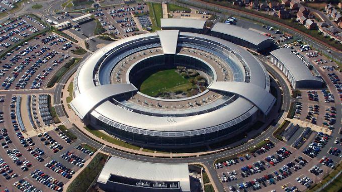 Das Hauptquartier des britischen Geheimdienstes GCHQ.