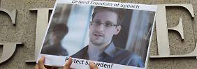Flucht von langer Hand geplant?: Snowdens Spur verliert sich in Moskau