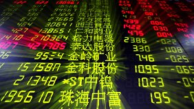 Angst vor einer Kreditklemme: Börsen in China knicken ein