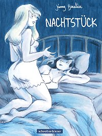 """""""Nachtstück"""" ist bei Schreiber & Leser erschienen, hat 112 Seiten in Broschur und kostet Euro 14,95 (D)."""