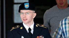Wikileaks-Informant Bradley Manning wird derzeit der Prozess gemacht.