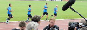 Hoffenheims Fußballer überrumpelt: Gisdol greift mit harter Hand durch