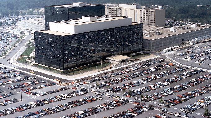 Die NSA: globale Datensammelstelle?
