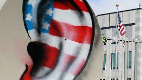 """Deutschland ist """"Angriffsziel"""": NSA überwacht auch die Bundesrepublik"""
