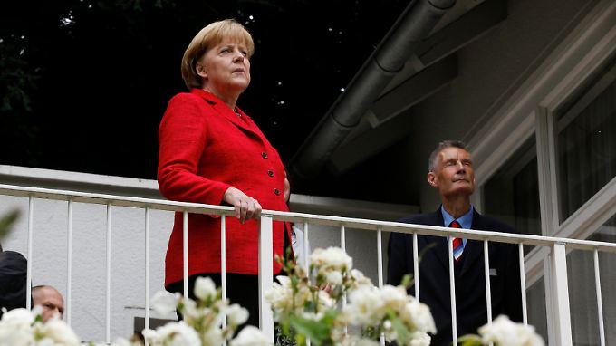 Kanzlerin Merkel will von nichts gewusst haben.