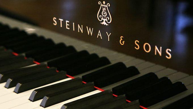 1853 vom deutschen Auswanderer Steinweg gegründet - 160 Jahre später wohl verkauft.