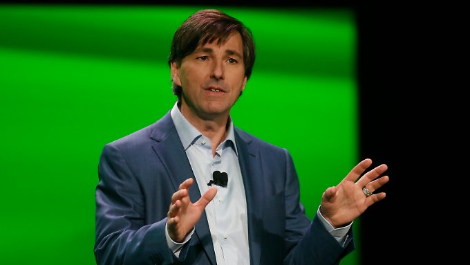 Don Mattrick, neuer Chef bei Zynga.