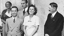 Riefenstahl leugnete ihre enge Freundschaft zu Hitler nie, wollte aber mit seiner Politik angeblich nichts zu tun gehabt haben.