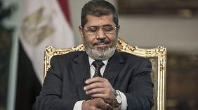 Mursi will nicht aufgeben und ruft seine Anhänger zum Widerstand auf.