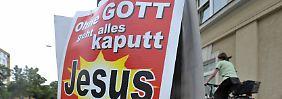 Die kuriosesten Kleinparteien im Bundeswahlkampf: Vorsicht, hier kommen die Freaks!