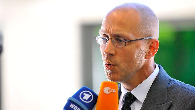 EZB-Direktor Jörg Asmussen will Zypern nicht von Haken lassen.