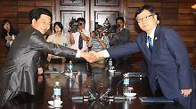 Entspannung zwischen Nord- und Südkorea: Kaesong darf wieder öffnen