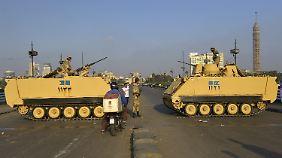 Ägypten sucht Übergangsregierung: Ultrakonservative lehnen ElBaradei ab