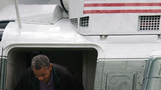 Barack Obama - reist er nach Russland?