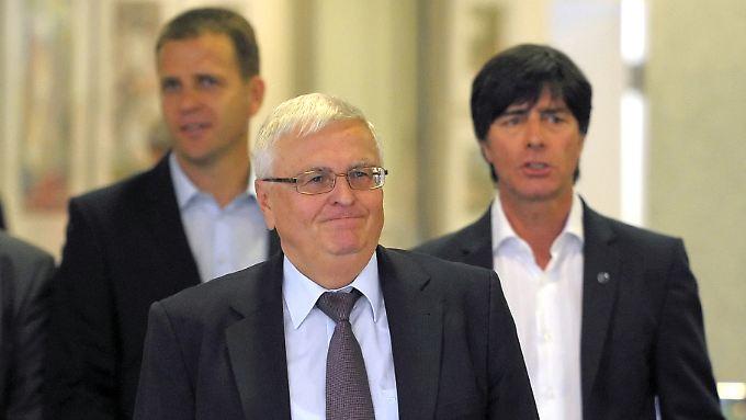Neuer Vertrag: Löw und Bierhoff machen weiter
