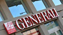 Generali greift für Tochter tief in die Tasche: Börsenabschied wird teuer