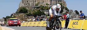 Tour de France 2013: Martin triumphiert im Zeitfahren