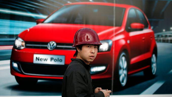 Für Volkswagen wird der chinesische Markt immer wichtier.