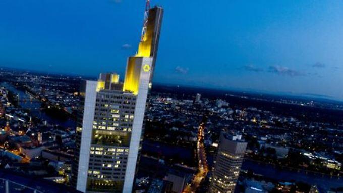 Finanzminister Schäuble sucht einen Abnehmer für die Commerzbank-Anteile.