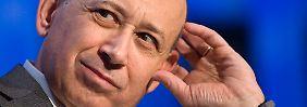 """Gewinnwachstum satt und Ärger wegen """"Fabulous Fab"""": Goldman setzt wieder Maßstäbe"""