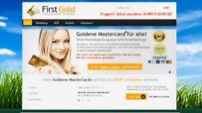 Angeblich ohne Schufa-Auskunft: Falsche Kreditkarten-Anbieter prellen Kunden